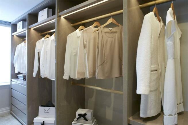 Mayfair: Dressing