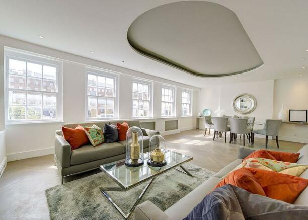 Mayfair: Living Room