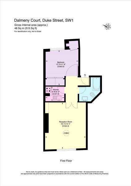 Floorplan St Jamess