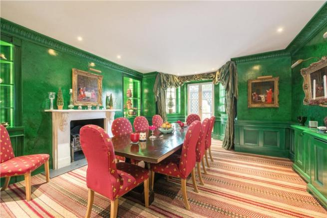 Dining Room, W11