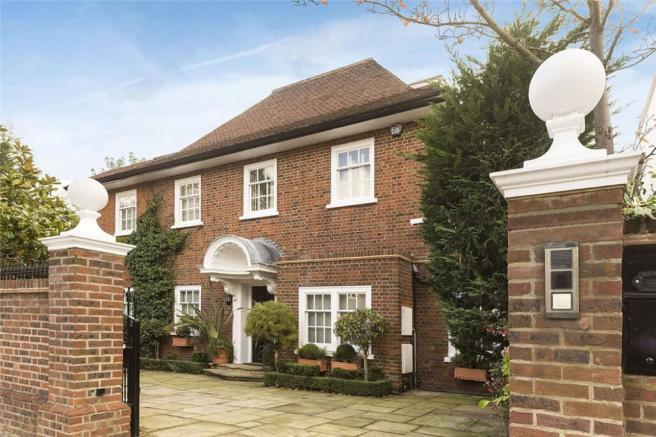 4 Bedroom House For Sale In Queens Grove, London, NW8, NW8