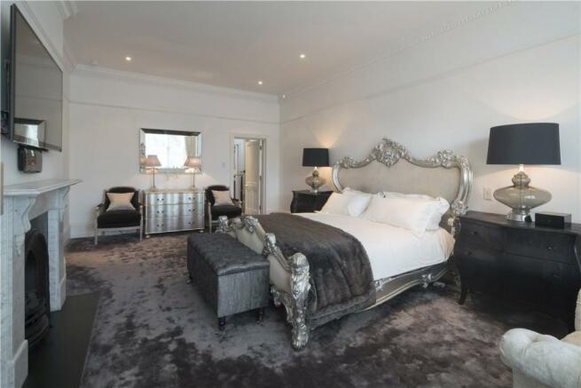 Sw20 Master Bedroom