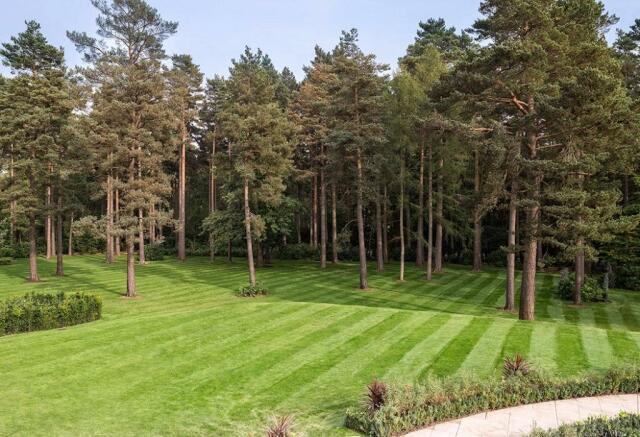 Windlesham: Land