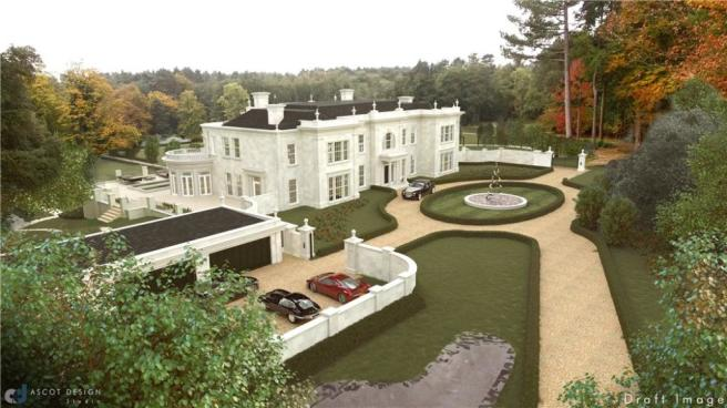 Ascot, 5 Bed House