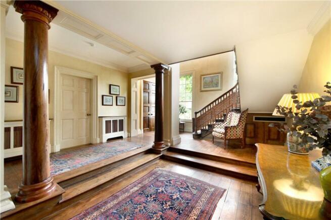 Hallway, Windsor