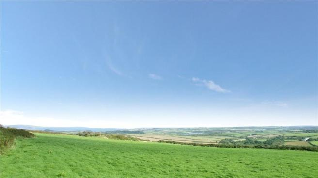 View To Mounts Bay