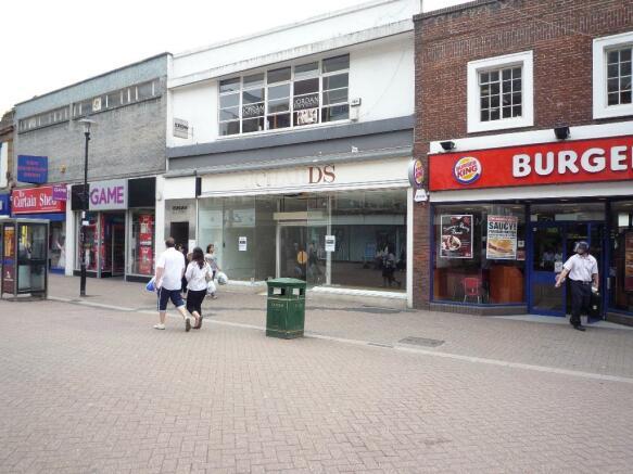 Slough Town Centre Restaurants