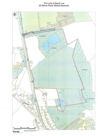 Land Outline