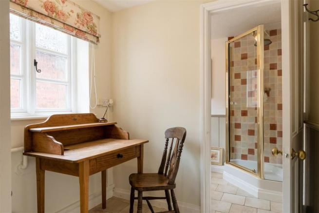 Study through to Shower Room