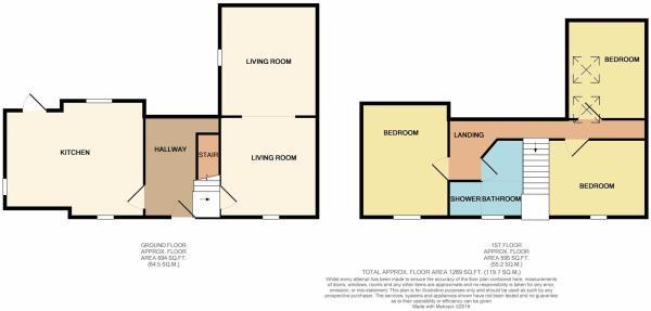 The Cottage Floorplan
