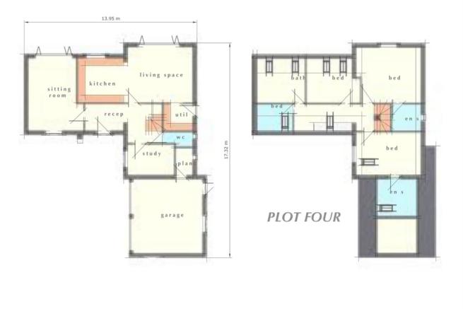 Plot 4 Floorplan