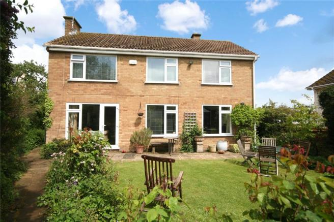 4 bedroom detached house for sale in Bayshill Lane, Bayshill Road