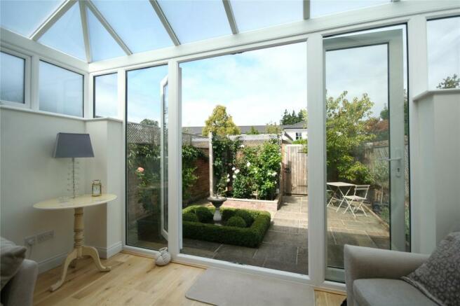 3 bedroom town house for sale in Ashley Lodge, Shurdington