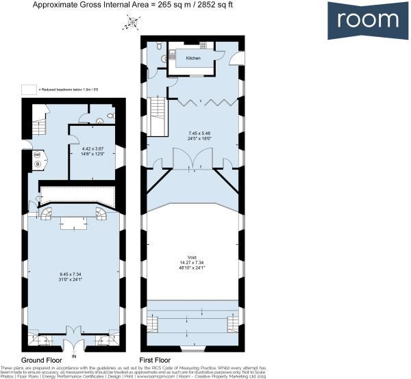 CMC-C - Floorplan