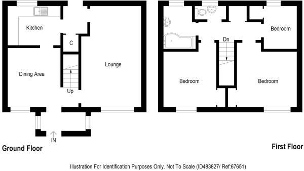 3 Annandale Gardens, Glenrothes - floor plan.JPG