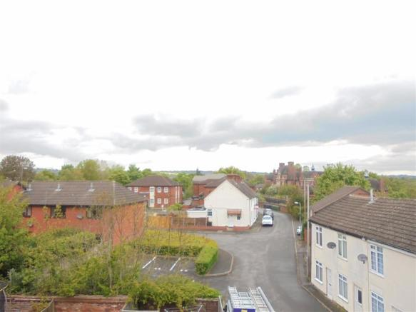 View From Attic Room