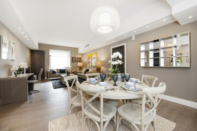 Dining Area / Reception Room