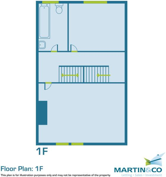 Example First Floor