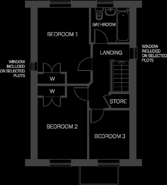 The Meden 1st Floor