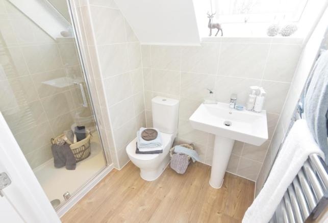 The Moorecroft Top Floor Ensuite