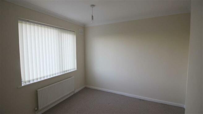 Bedroom No. 2 Rear Double: