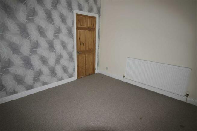 Bedroom n o.3 attic: