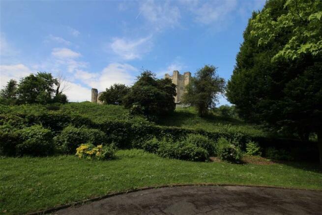 Conisbrough Castle: