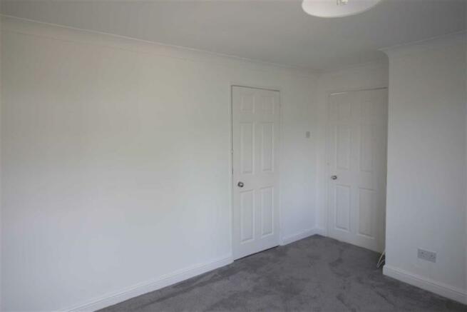 Bedroom no.2 rear double: