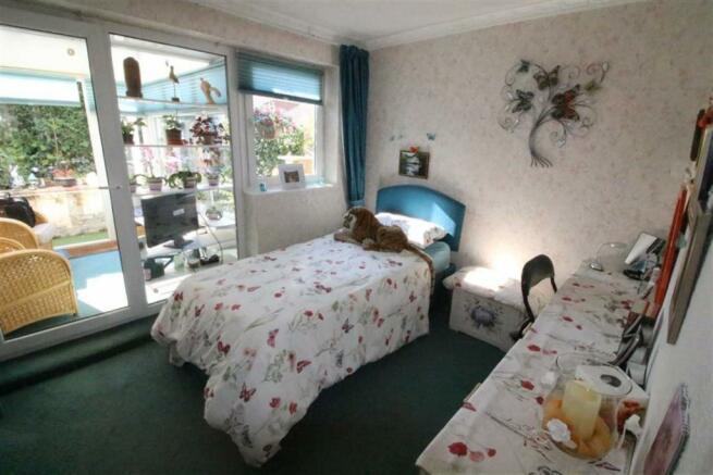 Bedroom no.2 rear: