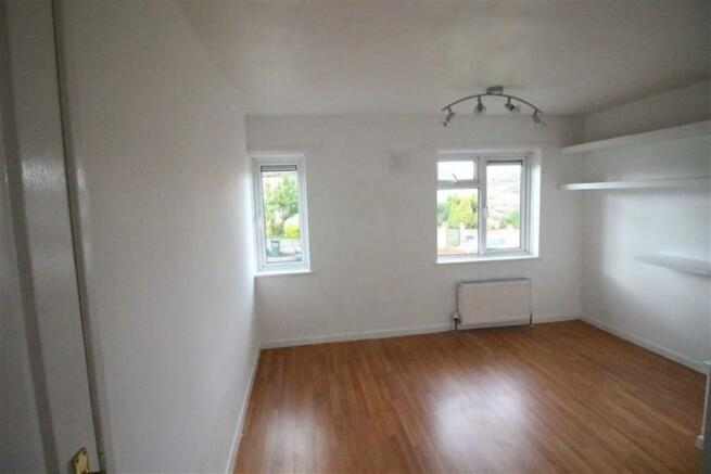 Bedroom no.1front double: