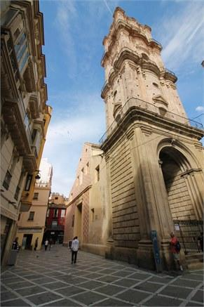 shoppinggata calle San Juan