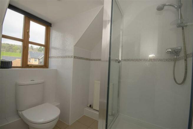 2nd Floor Shower Room: