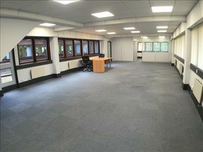 First floor suite