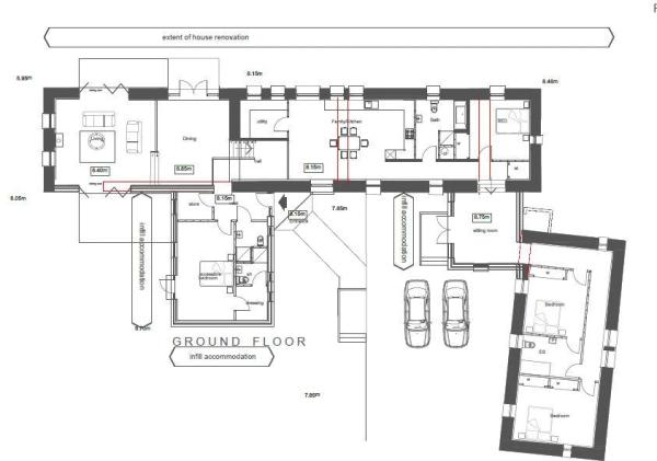Floorplan of s...