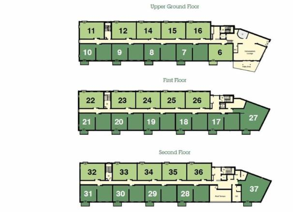 Floorplans and Layout