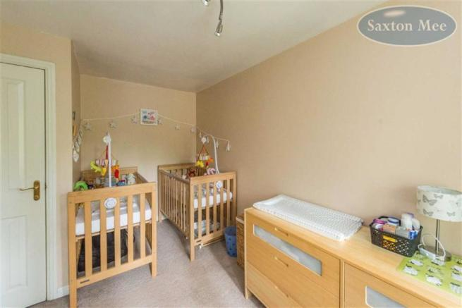 GOOD SIZED DOUBLE BEDROOM TWO