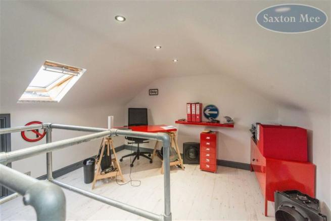 EXCELLENT STORAGE/BOARDED ATTIC