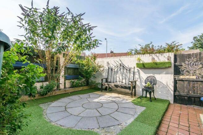 Garden A