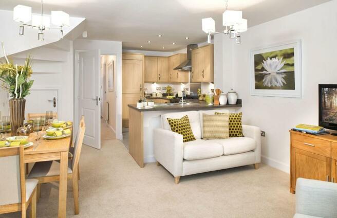 Typical Faversham interior