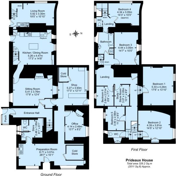 Floorplan Property