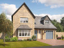 External CGI of 4-bedroom Taunton