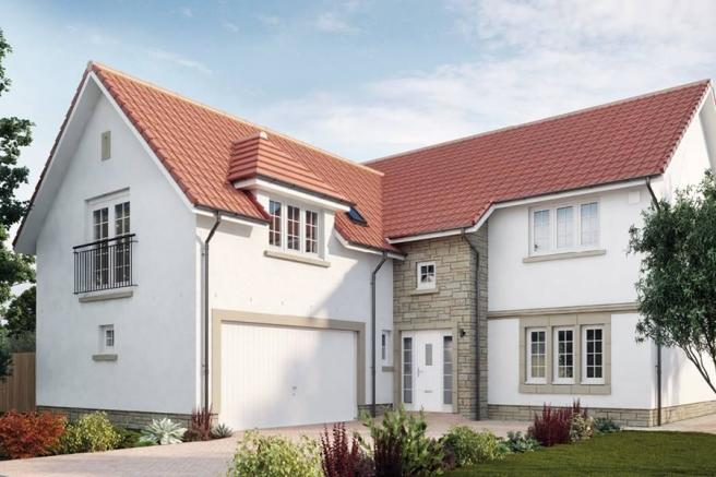 5 Bedroom Detached House For Sale In Eaglesham Road East