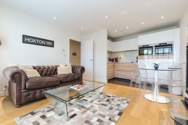 Hoxton Wharf N1