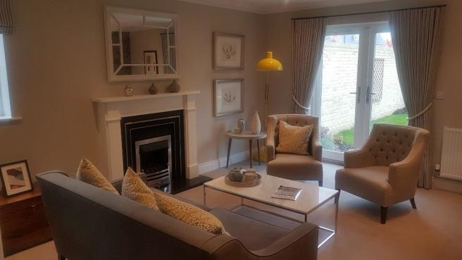Burwell Show Home