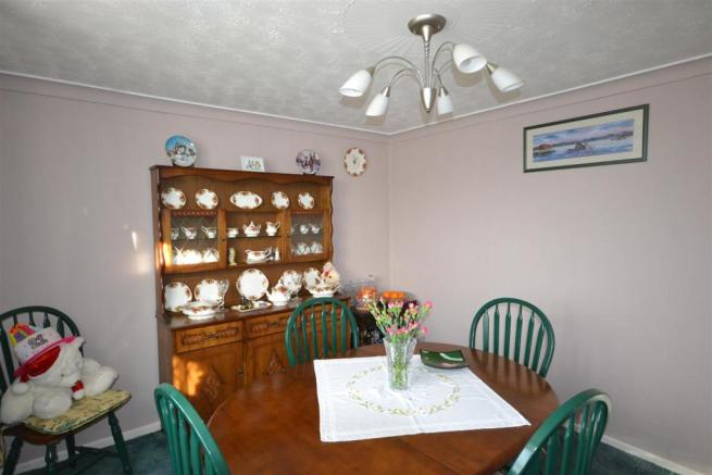 dining room/bedroom three