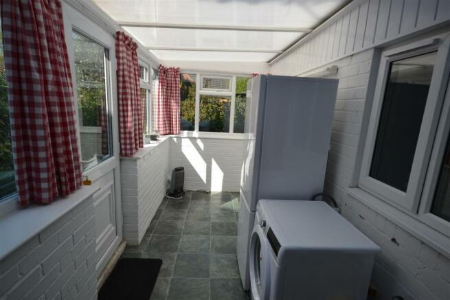 utility/conservatory