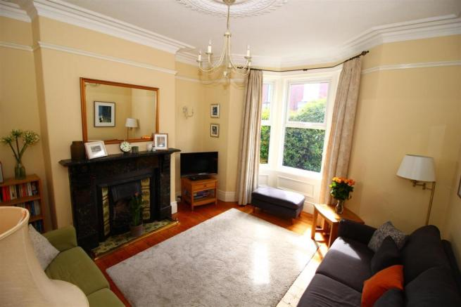 Lounge With Feature Fire Surround
