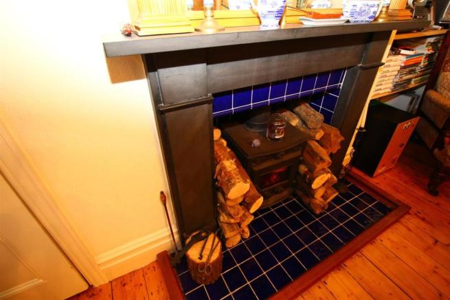 Feature Log Burner
