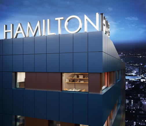 1 Bedroom Apartment For Sale In Hamilton Hub, 5 Cleveland