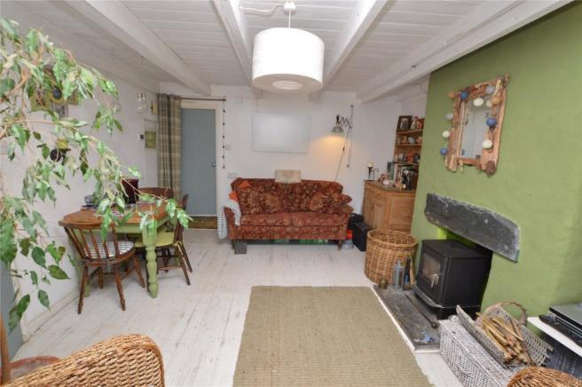3 Bedroom Terraced House For Sale In Guildford Road Hayle